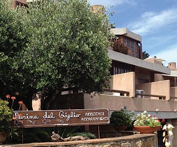 Marina del Giglio - Appartamenti vacanza